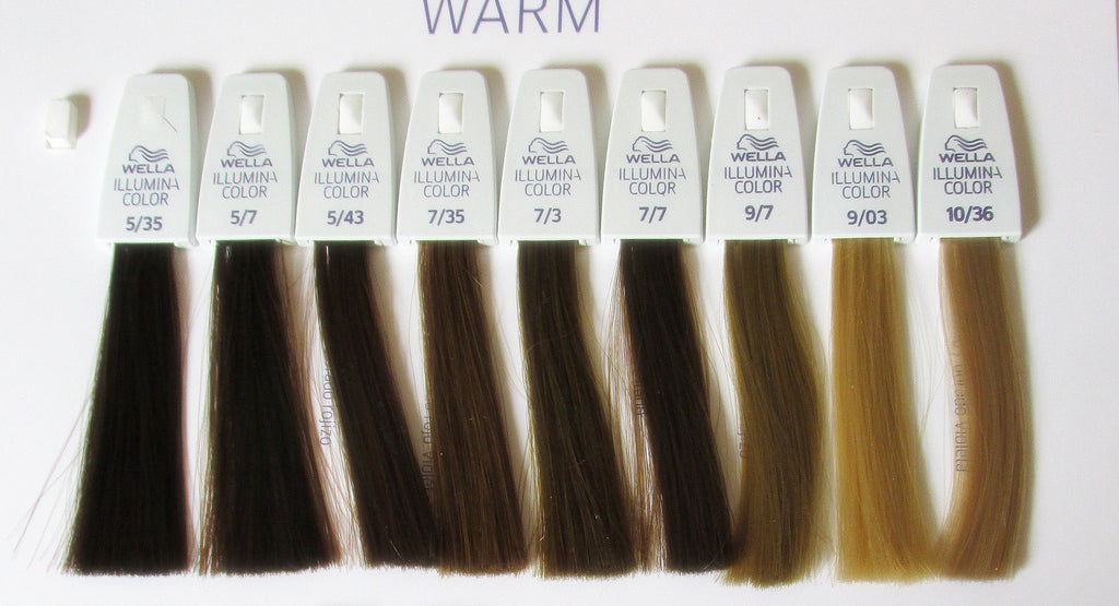 illumina hair color by wella killerstrands hair clinic 7 - Illumina Color Wella Nuancier