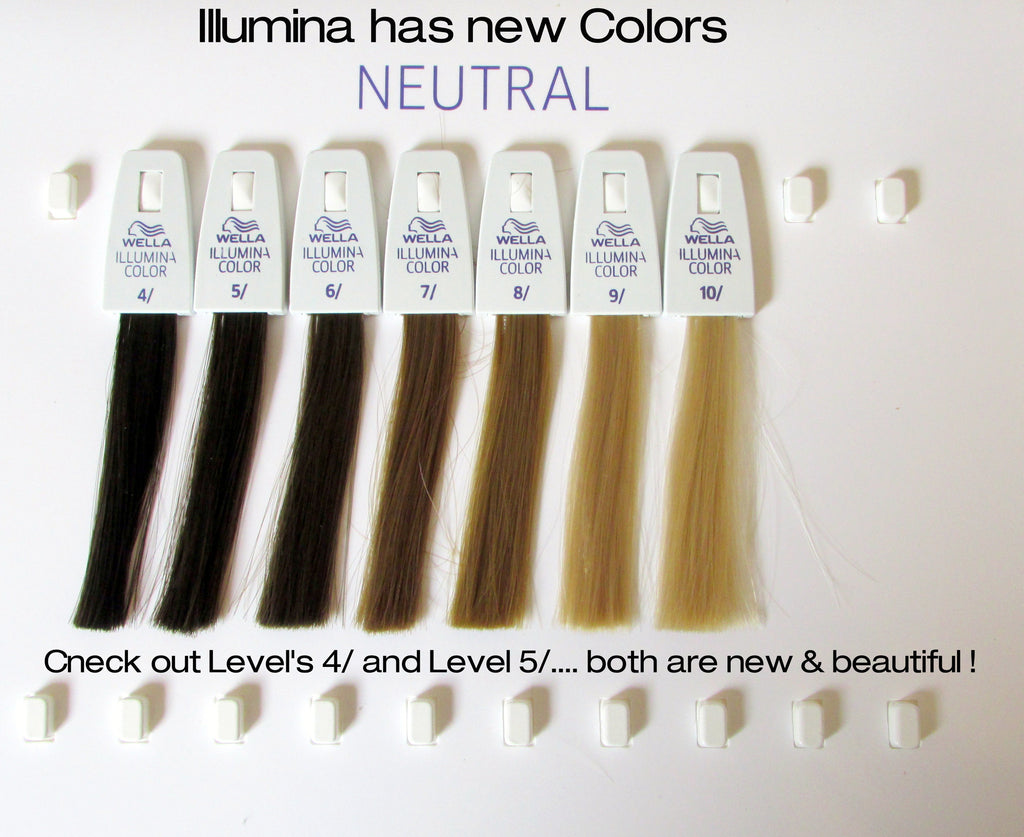 illumina hair color by wella killerstrands hair clinic 3 - Illumina Color Wella Nuancier