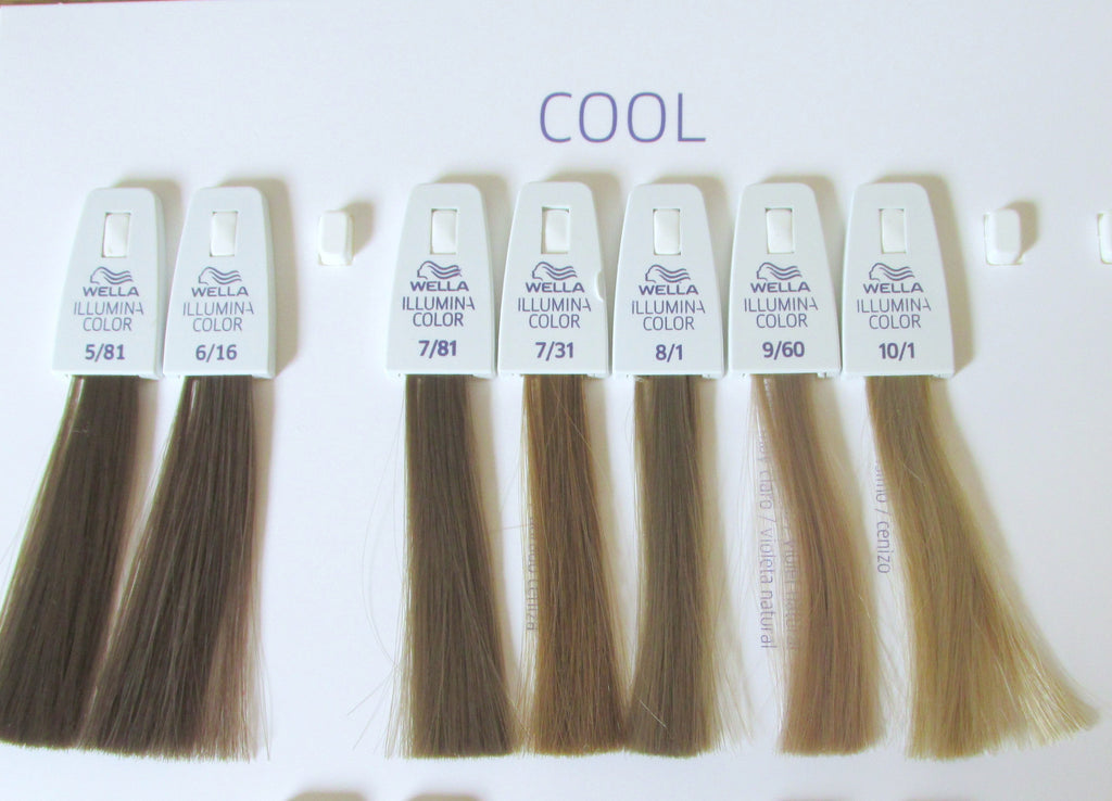 hair color by wella $ 4 99 title illumina color 4 medium brown ...