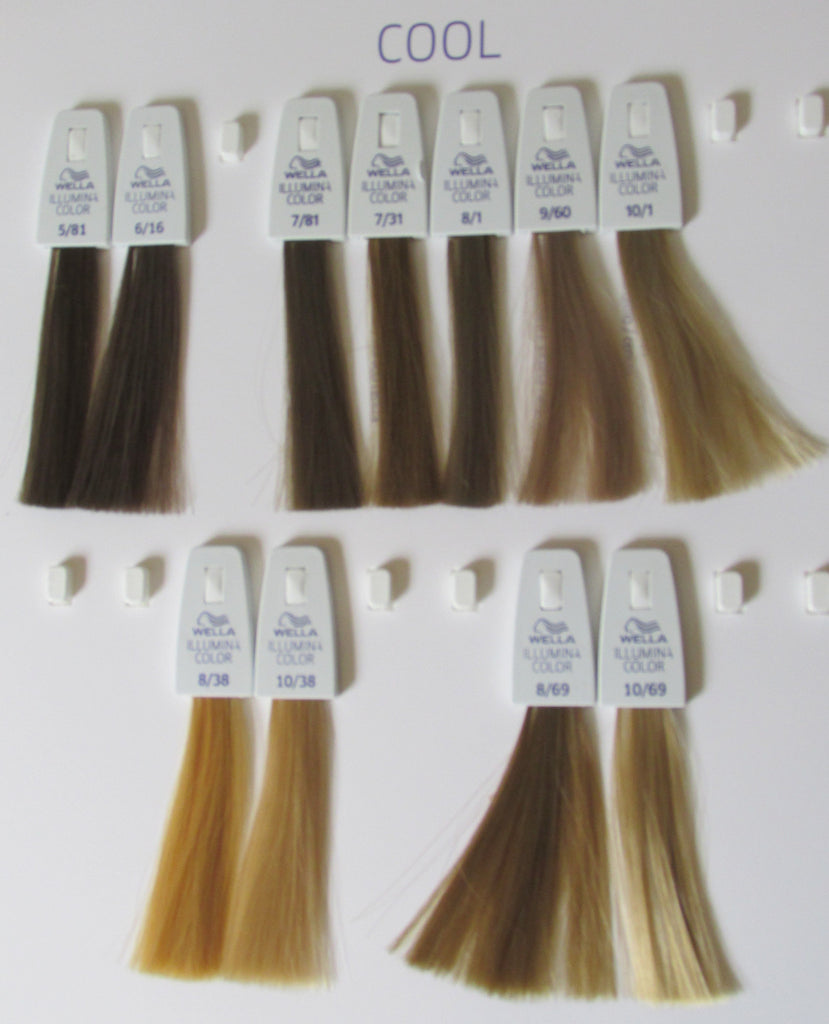 illumina hair color by wella killerstrands hair clinic 10 - Illumina Color Wella Nuancier