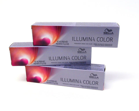 'Illumina' Hair Color by Wella - Killerstrands Hair Clinic - 1