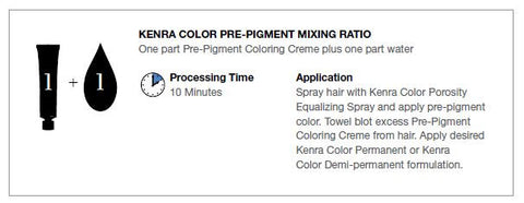 Filling Hair - Hair Color Selection - Killerstrands Hair Clinic - 2