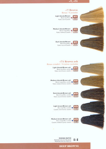 ' Koleston Perfect ' - Permanent Hair Color by Wella - Killerstrands Hair Clinic - 17