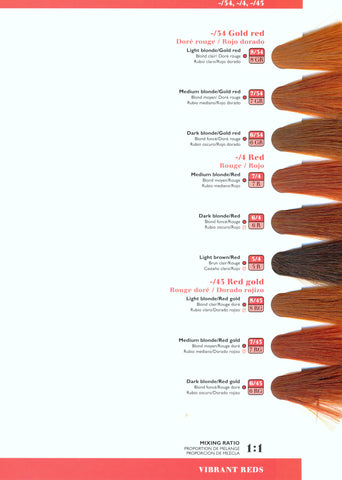 ' Koleston Perfect ' - Permanent Hair Color by Wella - Killerstrands Hair Clinic - 14