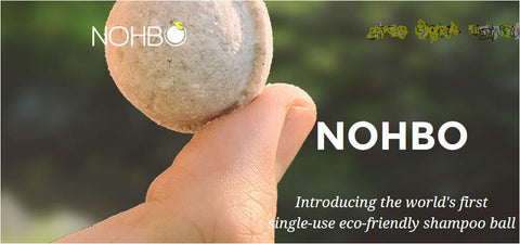#1 FIRST Eco-Friendly Sulfate-Free Shampoo - NOHBO