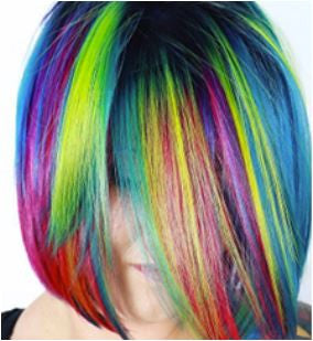 Neon Hair Color by Kenra
