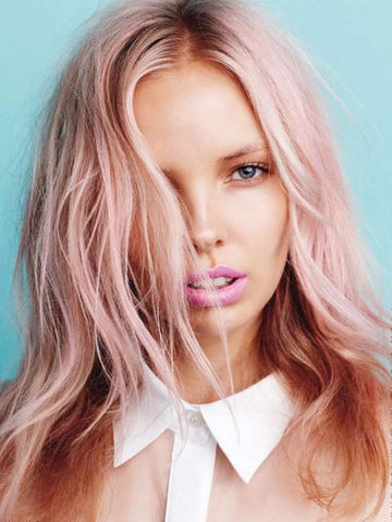 # Rose-Gold Hair Color Options - Killerstrands Hair Clinic - 9