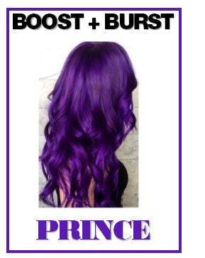 """ BOOST or BURST "" Color Depositing Shampoo OR Conditioner ---"