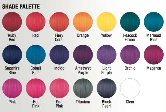 Joico Intensity Color Chart Ibovnathandedecker
