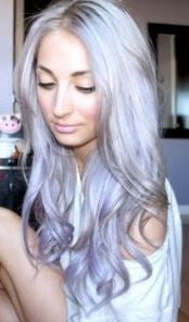 """ Silver + Violet Metallic - Brand NEW! Demi + Permanent Hair Color "" Kenra Metallics - - - - - Killerstrands Hair Clinic - 5"