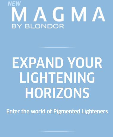 *MAGMA* - Pigmented Lighteners / Lighten + Tone by Blonder of Wella - Killerstrands Hair Clinic - 18