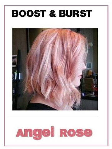 # Rose-Gold Hair Color Options - Killerstrands Hair Clinic - 24