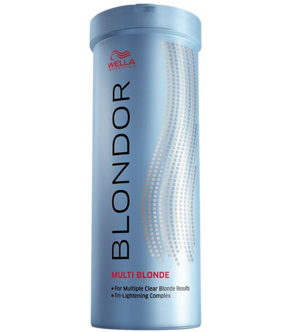 Blondor Lighteners by Wella - Killerstrands Hair Clinic - 5