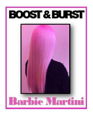 ' FUN SIZE ' BOOST +BLAST + BURST - Fun size  - Professional Tinted Shampoo + Conditioners