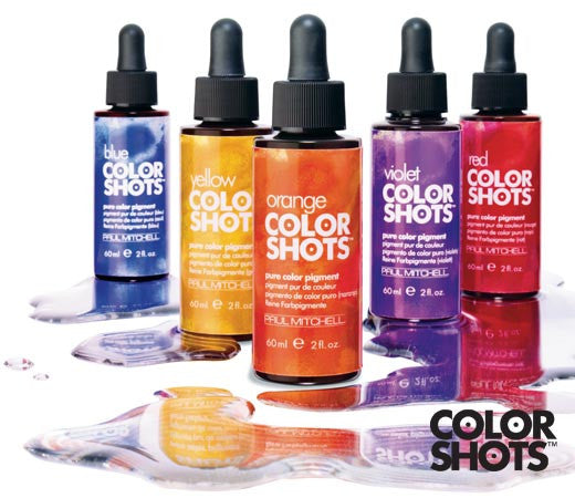 ' Color Shots ' by Paul Mitchell - Killerstrands Hair Clinic