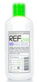 ' REF Reference ' - Stockholm Sweden - Hair Care - Color Treated Hair