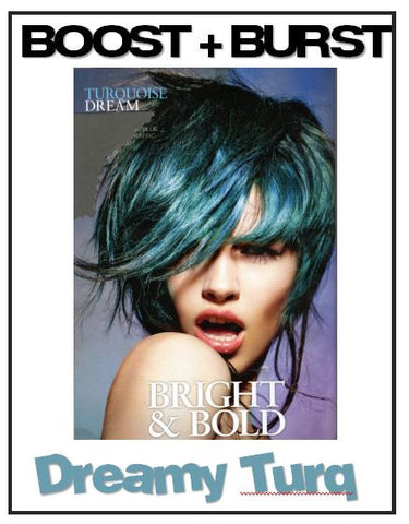 2oz.BOOST + BURST - Fun size  - Professional Tinted Shampoo + Conditioners - Killerstrands Hair Clinic - 9