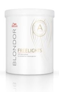 'Free-lights' White lightening Powder by Wella - Killerstrands Hair Clinic - 4