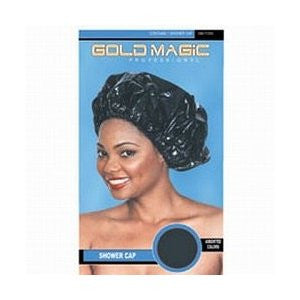 GoldMagic Shower Cap - Killerstrands Hair Clinic