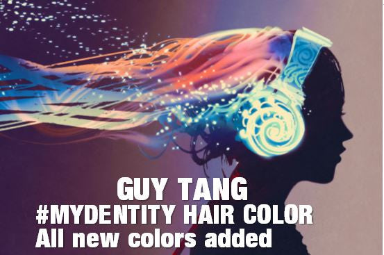 #MyDentity Hair COLOR Guy Tang +SILVERS, PASTELS, METALLIC