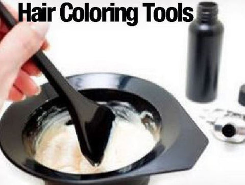 "'' Hair Colorist Tools : Crib & Salon "" --"