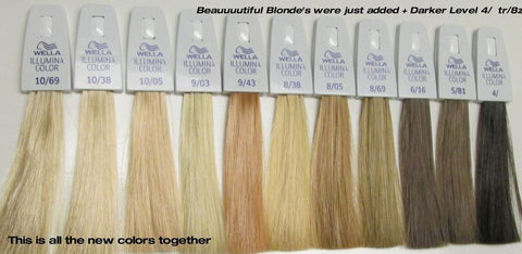 ' High-lift Blondes ' Level 12 Lightening Colors *NEW*