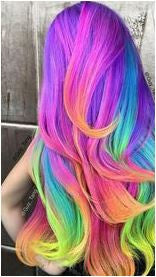 Neon Hair Color by Kenra + Pravana