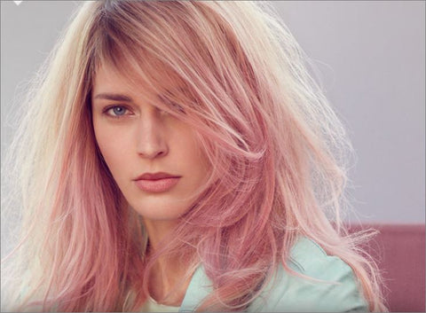 # Rose-Gold Hair Color Options - Killerstrands Hair Clinic - 27