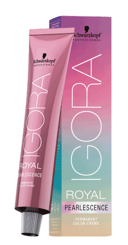'Pearlessence PASTEL Hair Color' - IGORA ROYAL by SCHWARTZKOPF - Killerstrands Hair Clinic - 1