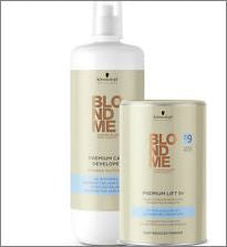 Schwarzkopf BLOND.ME-  Bleach & Tone & Lift & Blend ! - Killerstrands Hair Clinic - 12