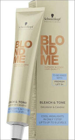 Schwarzkopf BLOND.ME-  Bleach & Tone & Lift & Blend ! - Killerstrands Hair Clinic - 7
