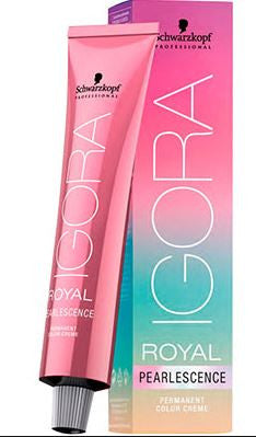 ' IGORA ROYAL- Permanent + Demi  - Hair Color '  by Schwarzkopf