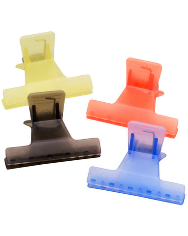 Grip Clips - Sectioning Clips - 3 types/sizes - Killerstrands Hair Clinic - 3