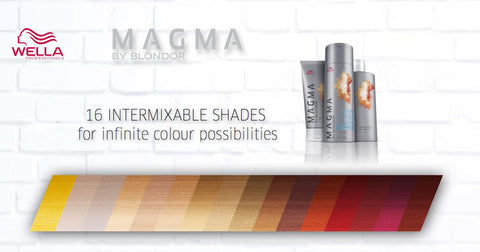 *MAGMA* - Pigmented Lighteners / Lighten + Tone by Blonder of Wella - Killerstrands Hair Clinic - 69