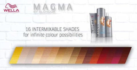 *MAGMA* - Pigmented Lighteners / Lighten + Tone by Blonder of Wella - Killerstrands Hair Clinic - 21