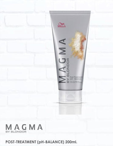 *MAGMA* - Pigmented Lighteners / Lighten + Tone by Blonder of Wella - Killerstrands Hair Clinic - 23