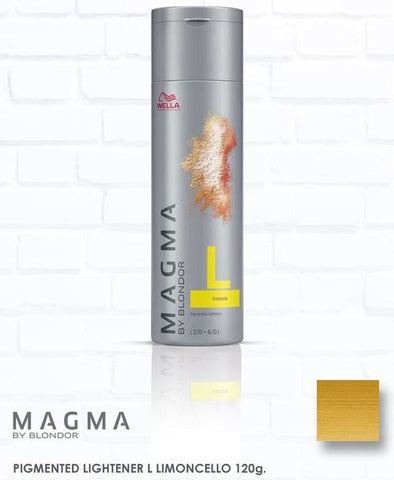 *MAGMA* - Pigmented Lighteners / Lighten + Tone by Blonder of Wella - Killerstrands Hair Clinic - 24