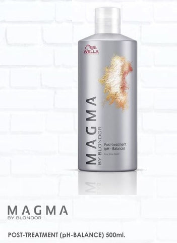 *MAGMA* - Pigmented Lighteners / Lighten + Tone by Blonder of Wella - Killerstrands Hair Clinic - 25
