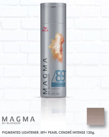 *MAGMA* - Pigmented Lighteners / Lighten + Tone by Blonder of Wella - Killerstrands Hair Clinic - 26