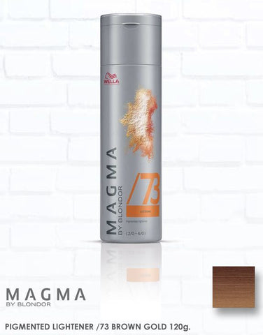 *MAGMA* - Pigmented Lighteners / Lighten + Tone by Blonder of Wella - Killerstrands Hair Clinic - 27