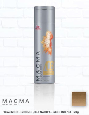 *MAGMA* - Pigmented Lighteners / Lighten + Tone by Blonder of Wella - Killerstrands Hair Clinic - 30