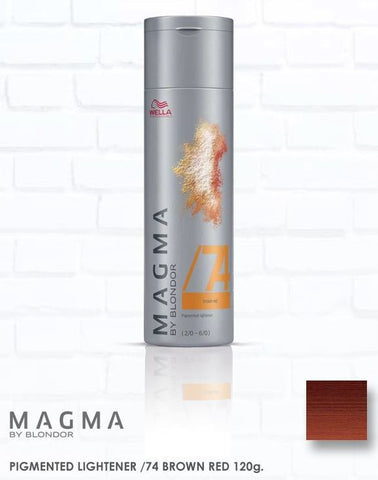 *MAGMA* - Pigmented Lighteners / Lighten + Tone by Blonder of Wella - Killerstrands Hair Clinic - 31