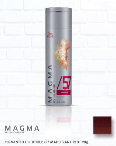 *MAGMA* - Pigmented Lighteners / Lighten + Tone by Blonder of Wella - Killerstrands Hair Clinic - 34