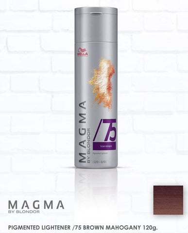 *MAGMA* - Pigmented Lighteners / Lighten + Tone by Blonder of Wella - Killerstrands Hair Clinic - 36