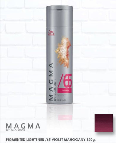 *MAGMA* - Pigmented Lighteners / Lighten + Tone by Blonder of Wella - Killerstrands Hair Clinic - 37