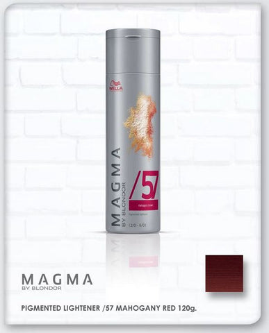 *MAGMA* - Pigmented Lighteners / Lighten + Tone by Blonder of Wella - Killerstrands Hair Clinic - 72