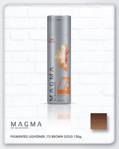 *MAGMA* - Pigmented Lighteners / Lighten + Tone by Blonder of Wella - Killerstrands Hair Clinic - 73