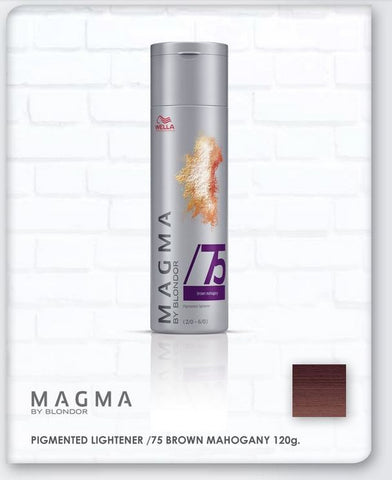 *MAGMA* - Pigmented Lighteners / Lighten + Tone by Blonder of Wella - Killerstrands Hair Clinic - 2