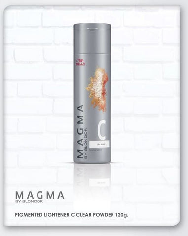 *MAGMA* - Pigmented Lighteners / Lighten + Tone by Blonder of Wella - Killerstrands Hair Clinic - 50