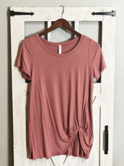 Adria Twist Front Tunic, Misses, Plus, Lola Cerina Boutique